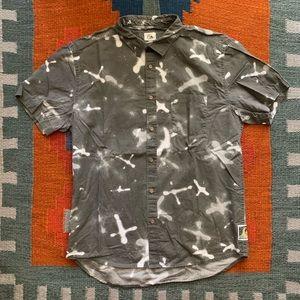 Vintage Quiksilver Button-Up Shirt